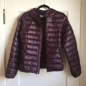 Aritzia Parklife Botanie Puffer Jacket